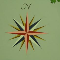 Compass Rose 2