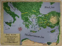 New Testament World
